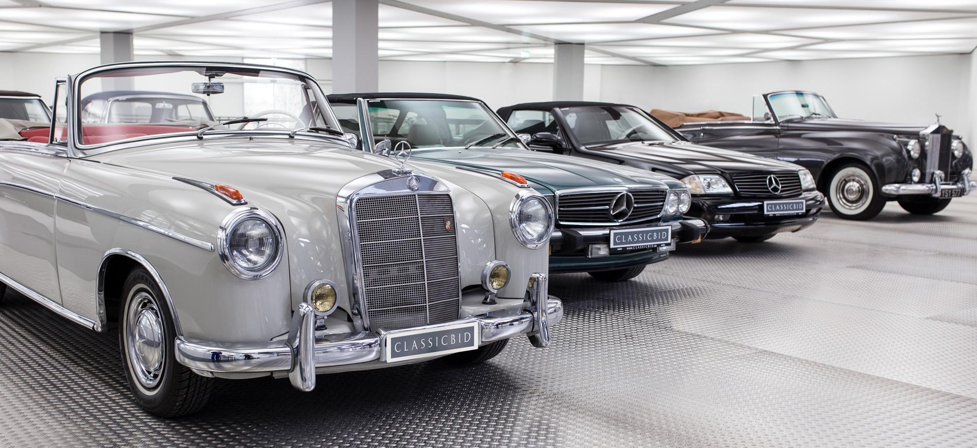 Mercedes-Reihe